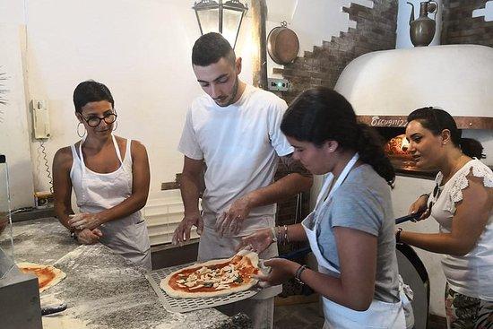 Lección completa de masa y pizza...