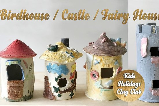 Pottery & Craft Holiday Workshops
