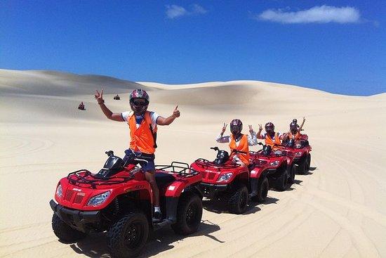 Worimi Sand Dunes Quad Bike Tour