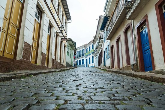 Tour em Ouro Preto