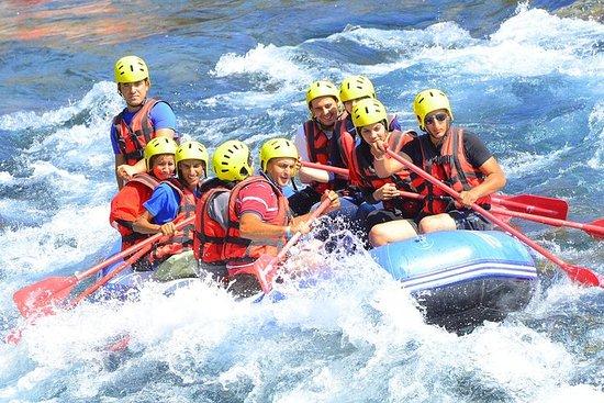 Rafting Tour from Antalya