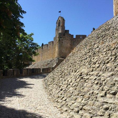 Entrance to the Templar castle
