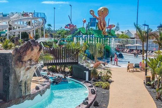Skip the Line: Aqualava Waterpark...