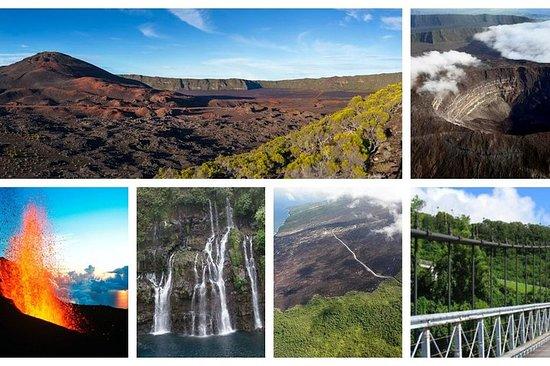 Ausflug Insel La Réunion Abfahrt...