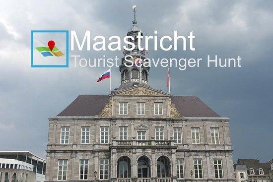 Chasse au trésor touristique de Maastricht