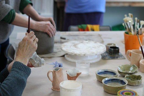 Ukentlig Pottery Class i Wareham, Dorset (andre klasser tilgjengelig)