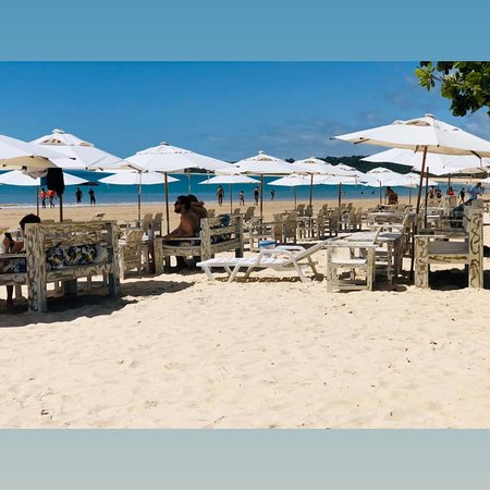 Venha desfrutar desse paraíso e jogar um Beach tennis Trancoso