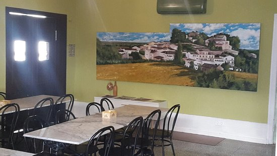 Font-Rubi, Spain: Can Güell Restaurant