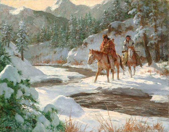 We Carry a huge collection of Howard Terpning giclees!