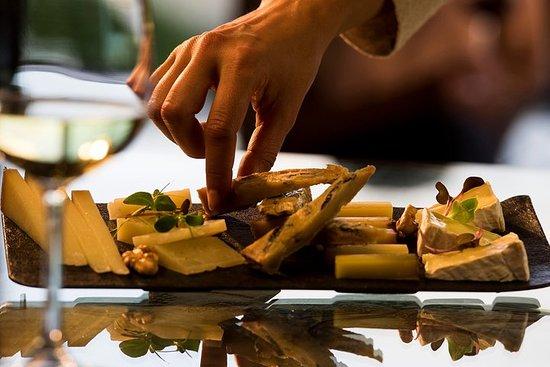 Familia Torres turbillett med sammenkobling av vin og ost