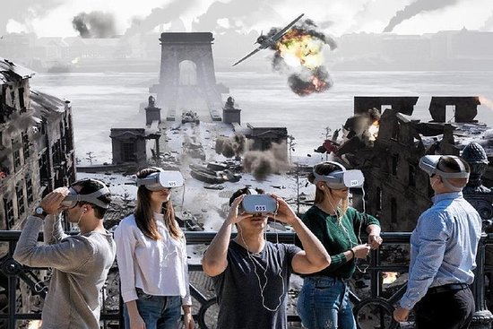 Virtual Reality Walking Tour – fotografia