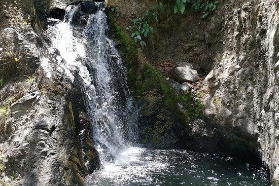 Randonnée cascade aux Cascadas El...