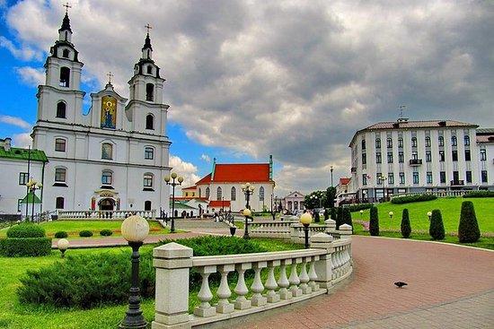 Stadtrundgang durch Minsk