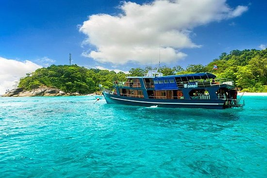 Join Full Day Coral Island tour by speed boat Seafood Lunch at...