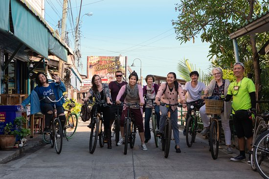 ‪Bamboo Bicycle Tours Thailand‬