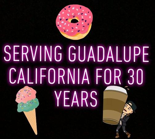 Guadalupe, Californie: La Fuente Donuts and Deli