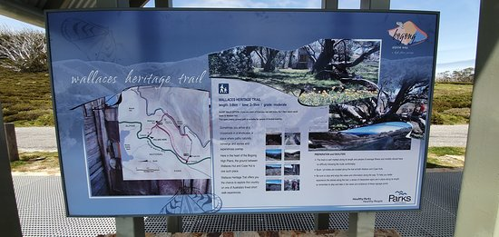 Wallaces Heritage Trail
