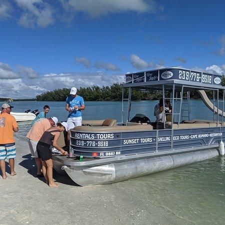 Marko Ajlend, FL: Some #fun at #Keewaydin ! #docjimmyscureall #marcoisland #naplesflorida #naplesfl #ecotourism #boat #boattour