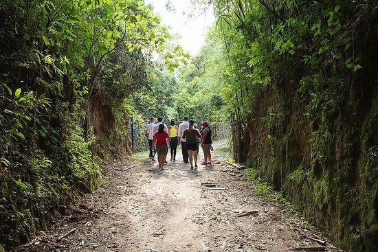 Becos de Tiradentes City Tour