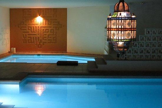 Banhos mediterrânicos com massagem de...
