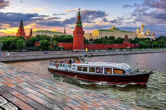 Foto de Crucero por el río Moscú