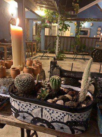 Guadalcazar, Мексика: Restaurante La Linterna, Juárez 15 , Guadalcázar San Luis Potosí
