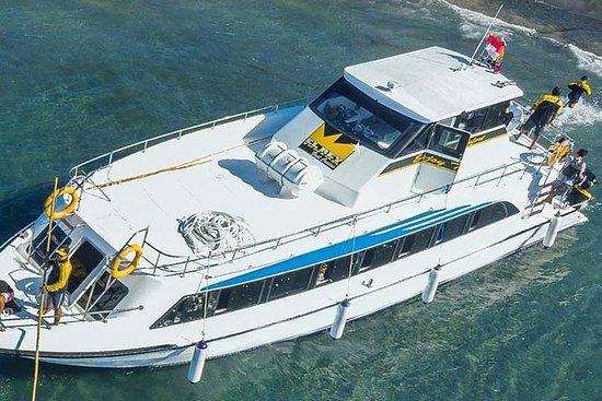 Fast boat ticket Bali to Nusa Penida...