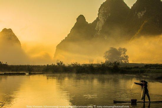 Cao Bang Province, Vietnam: stunning cao bang adventure photo trip taken by tourguidevietnam.com #tonyvietnamadventures #tourguidevietnam