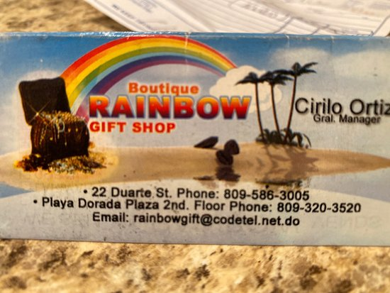 Rainbow Gift Shop