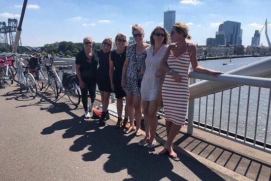 Recorrido en bicicleta por Rotterdam