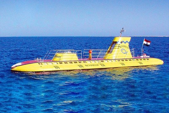 Sindbad submarine excursion - Hurghada German صورة فوتوغرافية