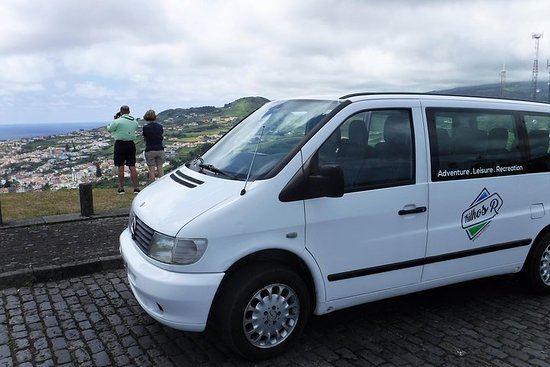 Faial Island - Van Tour - Full day