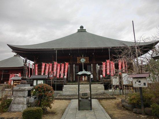 Komyo-ji Temple Kannondo