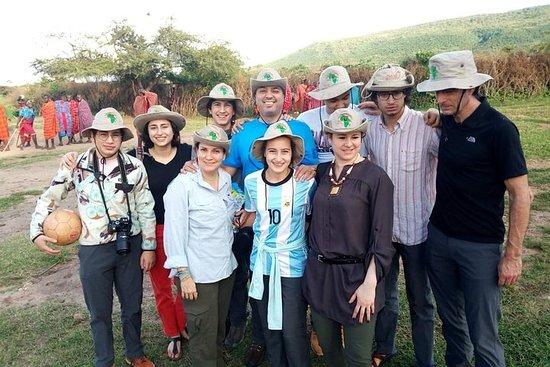 Safari de 3 dias em Maasai Mara e...