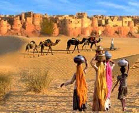 7天遺產拉賈斯坦邦(齋浦爾 - 焦特布爾 - 傑塞爾梅爾 - 普什克 - 阿杰梅爾)照片