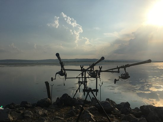 Moldova Noua, Romania: The ideal place for fishing and total relaxation.