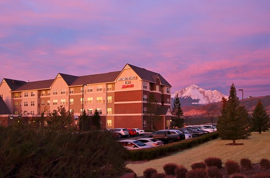 Residence Inn Colorado Springs North/Air Force Academy: Our ideal location gives you easy access to top area attractions, shopping, and dining options.