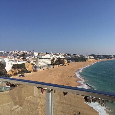 Sand sea and sangria