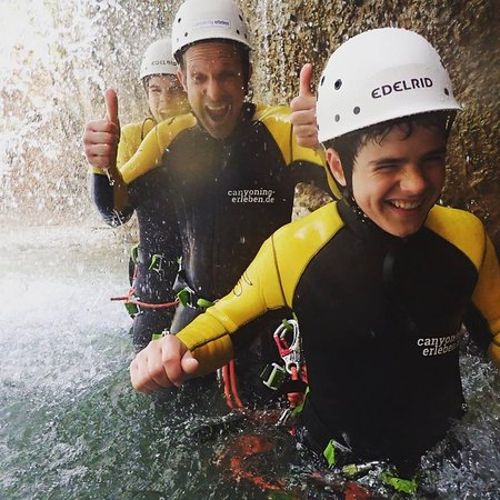 Canyoning Erleben - Dein Abenteuer