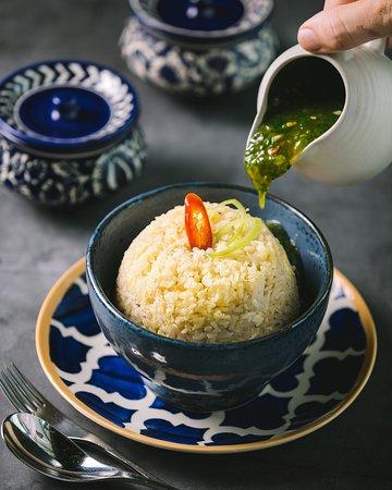 Hainanese Fried Rice