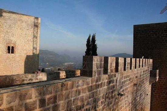 Muralla del Castillo de Priego de Córdoba y Torre del Homenaje