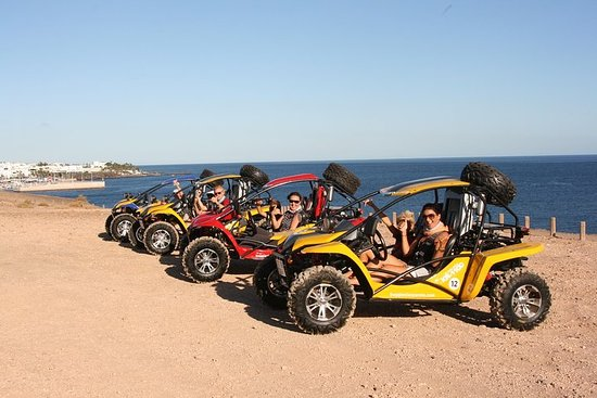Lanzarote Off-Road Buggy Tour