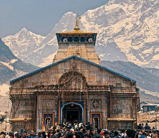 Gopeshwar, Индия: Jai Baba Kedarnath !!