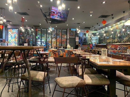 Dc Comic Super Heroes Genting Highlands Restaurant Reviews Phone Number Photos Tripadvisor
