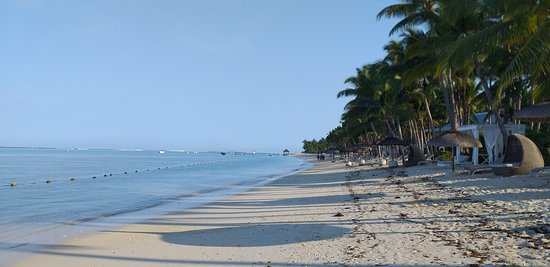 long walks / run along the beach