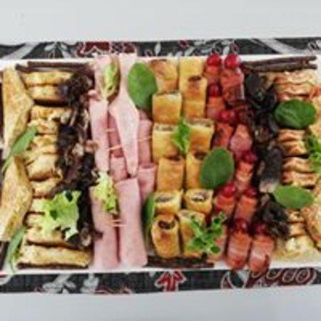 Lichtenburg, South Africa: Some savory platters