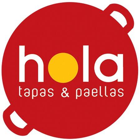 Logo - Hola - Tapas & Paellas