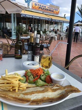 imagen Sirocco Pizzeria Restaurant Grill en Tías