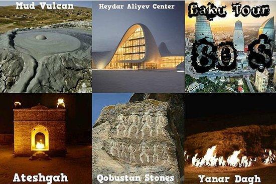 Baku City Tour-bild
