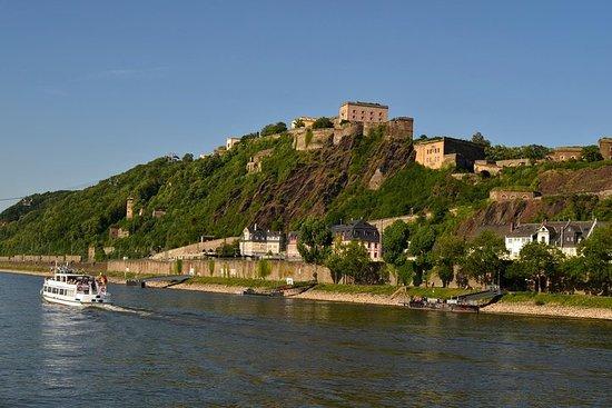 El crucero por el río Rin desde...